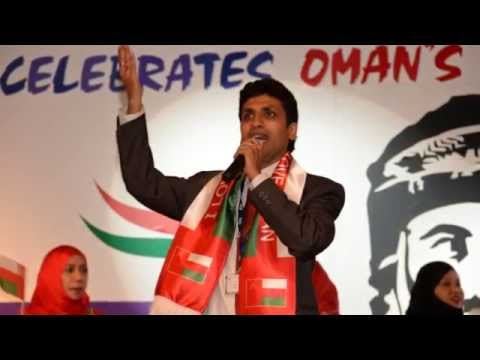 Launch-The best Song For Oman by Avinash Kumar Mathur Arabic- Hindi mix