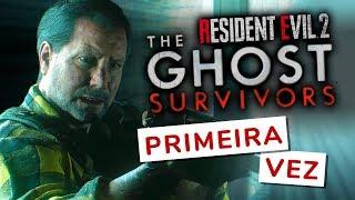 OS SOBREVIVENTES QUE NÃO SOBREVIVERAM!! || Resident Evil 2 Remake:  THE GHOST SURVIVORS