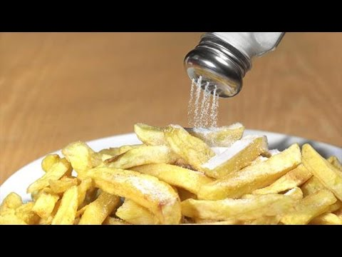 This Is What Salt Does To Your Body