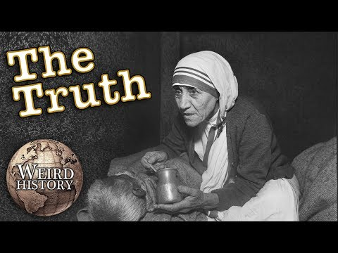 The Disturbing Truth About Mother Teresa You Never Knew