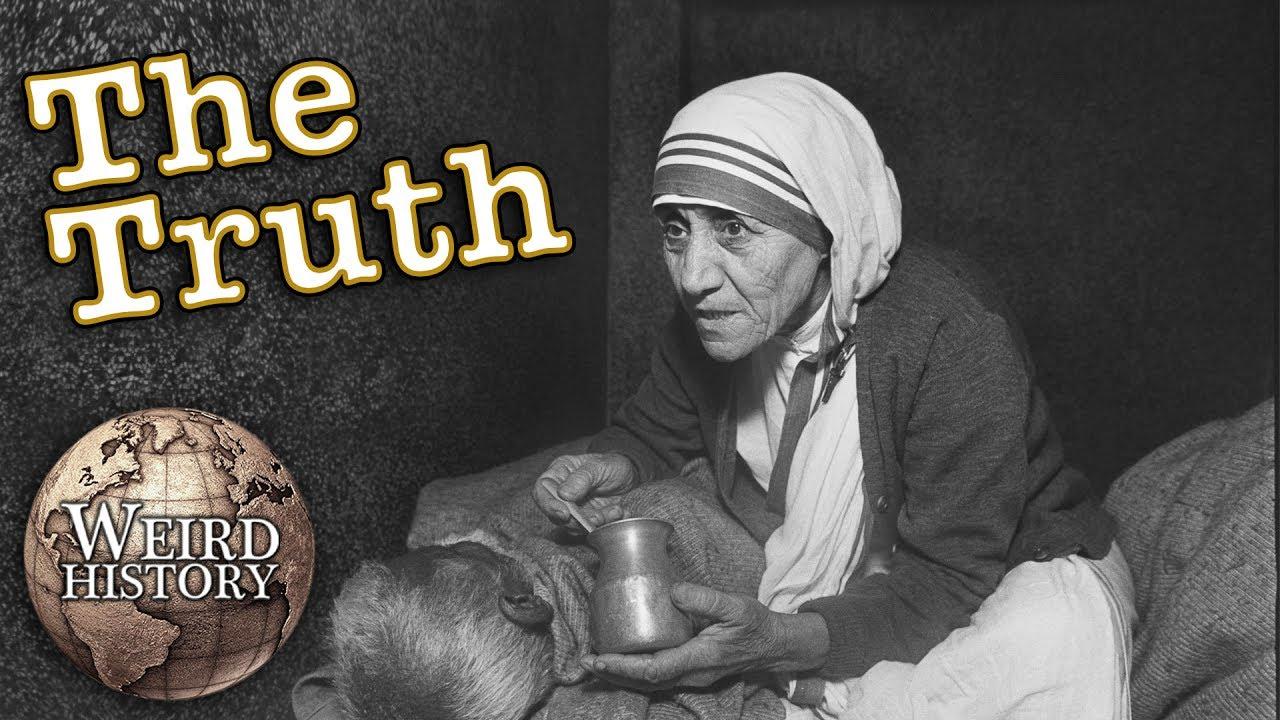 mother teresa history for kids