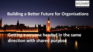 Helping organisations build a better future.