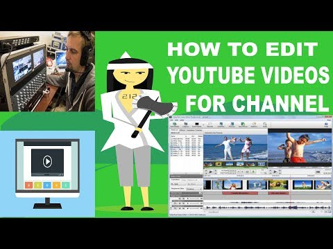 How to Edit Professional Videos For YouTube Channel