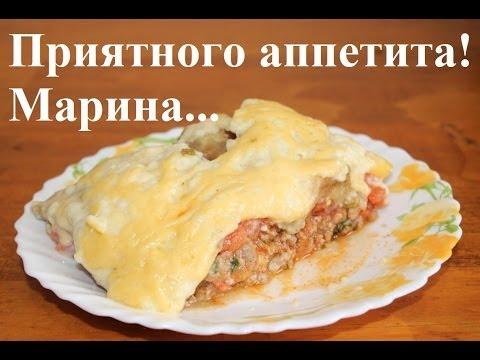 Мусака с баклажанами рецепт с фото в мультиварке