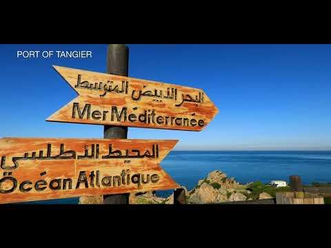 Vidéo promotionnel du Port de Tanger Ville (2019)