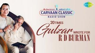 Download lagu Carvaan Classic Radio Show| 20 Times Gulzar Wrote For R D Burman | Musafir Hoon Yaron |Aap Ki Ankhon