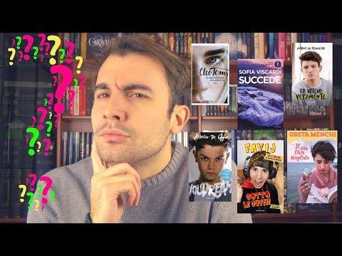 Youtubers che scrivono libri / cosa ne penso?