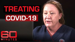 COVID-19 nurse explains what's different about treating coronavirus patients | 60 Minutes Australia