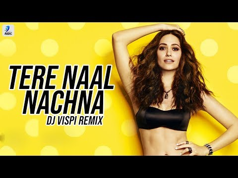 Tere Naal Nachna (Remix) - DJ Vispi | Badshah | Sunanda Sharma | Midnight Frequencies - Vol 5