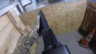Live Airsoft Game Footage At Airsoft Tulsa Indoor Shot By GoPro 28