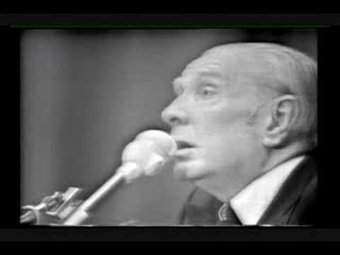 Jorge Luis Borges, sobre el artista y su caso como escritor
