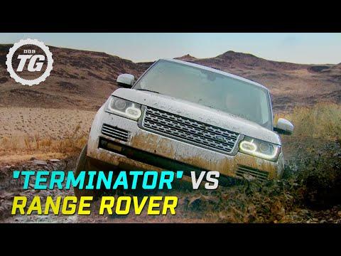 """Terminator"" Vs Range Rover - TerraMax - Top Gear - Series 19 - BBC"