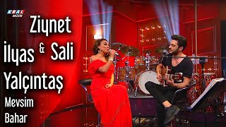 Download Kral Pop Akustik - Ziynet Sali & İlyas Yalçıntaş - Mevsim Bahar MP3 song and Music Video