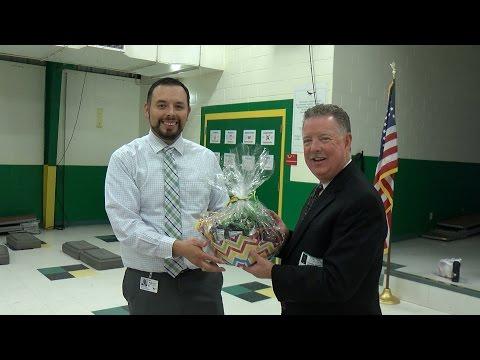 McAllen ISD - News Channel 5's Tim Smith visits Seguin Elementary