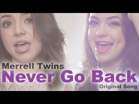 Never Go Back - Merrell Twins (Music Video)