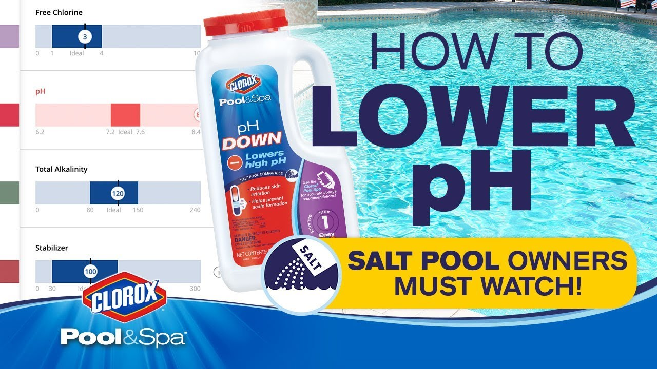 How exactly to Reduce the PH in a Swimming Pool With Soda