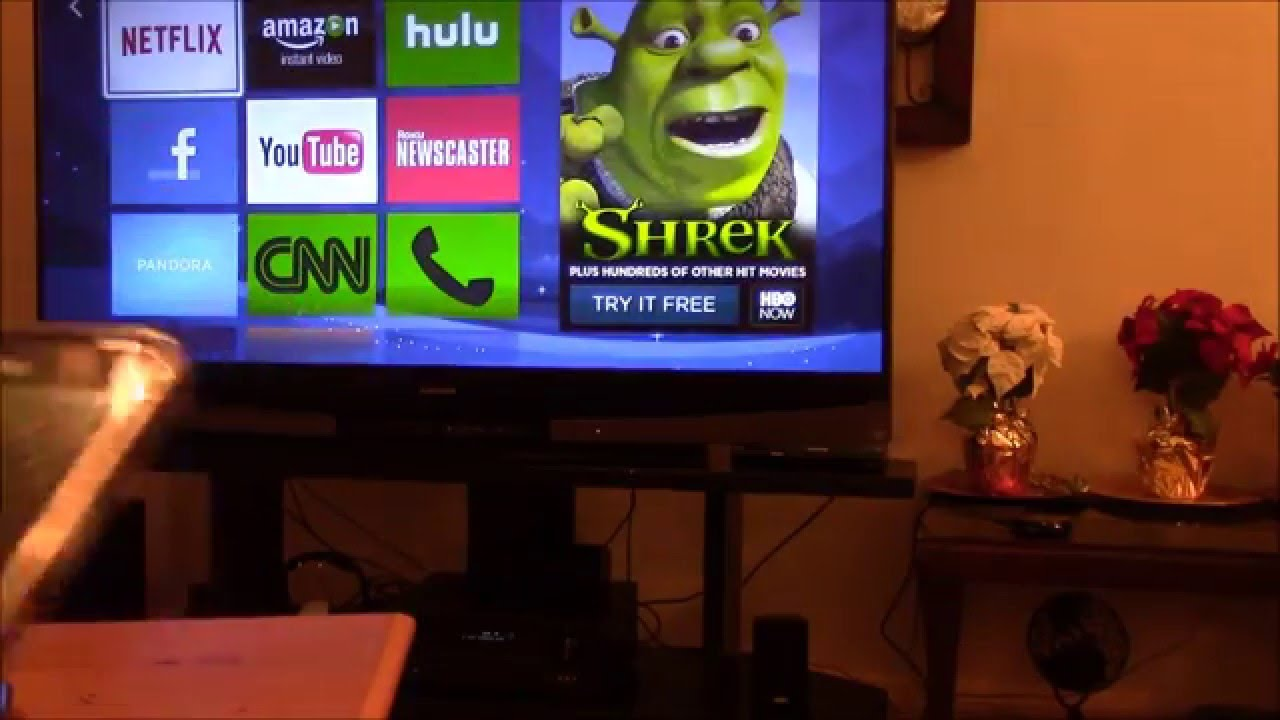 HOW TO SET UP HARMONY REMOTE TO WORK WITH ROKU 3