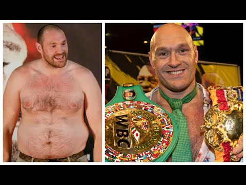 *EPIC FALL & RISE OF THE GYPSY KING* | TYSON FURY'S UNBELIEVABLE JOURNEY (2012-PRESENT)