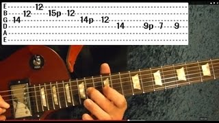 How to Play SUPERNAUT by BLACK SABBATH ( Guitar Lesson )