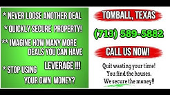 Bridge Loan Tomball Texas (713) 589-5882 Residential Bridge Loans