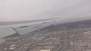 Air Canada 767 Takeoff Calgary