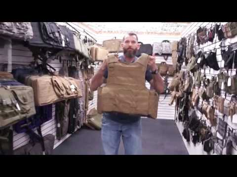 Vism 2964 Quick Release Plate Carrier overview and reassembly
