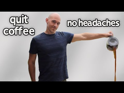 How To Quit Coffee Without Headaches | Method & Benefits