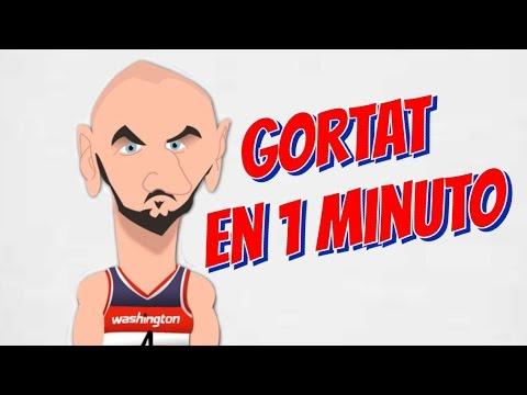BLOOPERS NBA - MARCIN GORTAT EN 1 MINUTO