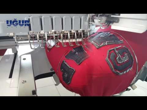 Brother PR 1050X 3D Şapka Nakış Nasıl Yapılır