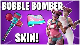 "*NEW* ""BUBBLE BOMBER"" SKIN COMING INTO (FORTNITE BATTLE ROYALE)"