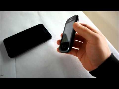 Samsung Galaxy Pocket Hands On deutsch