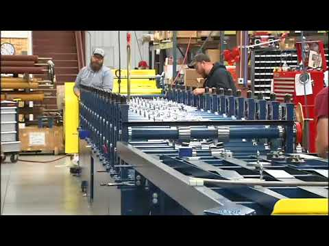 Made in the Northwest: Metal Rollforming Systems