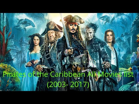 Pirates Of The Caribbean All Movies List(2003-2017)|budget And Box Office|IMDb|Rotten Tomatoes Rate