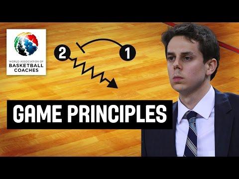 Game Principles - Zach Guthrie Utah Jazz - Basketball Fundamentals