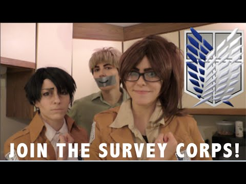 [SnK] Survey Corps Recruitment Video