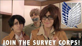 [SnK] Survey Corps Recruitment Video thumbnail