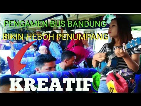 TOP KREATIF LAGU PENGAMEN CANTIK KOTA BANDUNG JAWA BARAT ( Official Video )