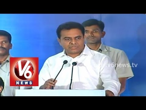 Minister KTR's Full Speech at ICT Industry Round Table Conference