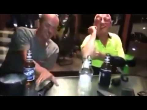 2 Drunks Play With Taser #Joesfight
