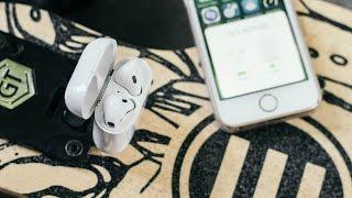 Tinhte.vn | Trên tay Apple AirPods