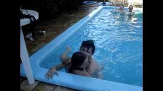 Repeat youtube video Piscina da Luisa!!!