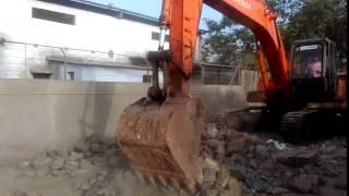 Heavy Equipment | TATA HITACHI EX-200 EXCAVATOR