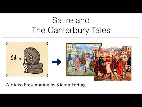 an analysis of the character of the pardoner in the canterbury tales by geoffrey chaucer
