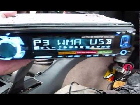 97 Chevrolet Camaro Audio Instalation Guide - YouTube
