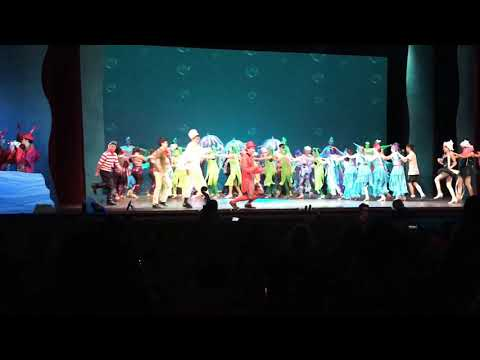 Temple City High School Performing Arts, The Little Mermaid, Under The Sea, 2018