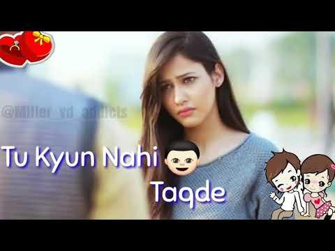 Tere Nishaan Yaadon Mein Hai Tu Kyu nahi Taqdeer mein