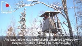 OKOpress prezentuje: Grzybiarki zablokowały polowanie
