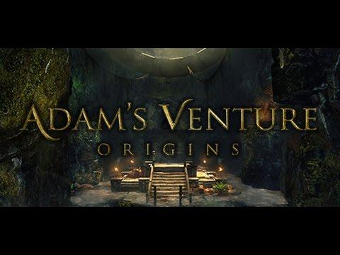 Adams Venture: Origins Walkthrough - Excavation Site