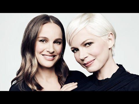 Natalie Portman & Michelle Williams  Actors on Actors  Full Conversation