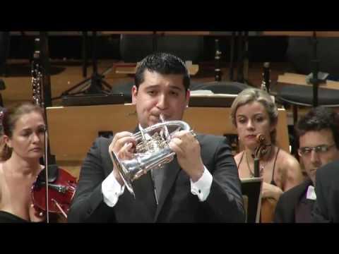 J. B. G. Neruda: Concierto para corno da caccia y orquesta. Pacho Flores